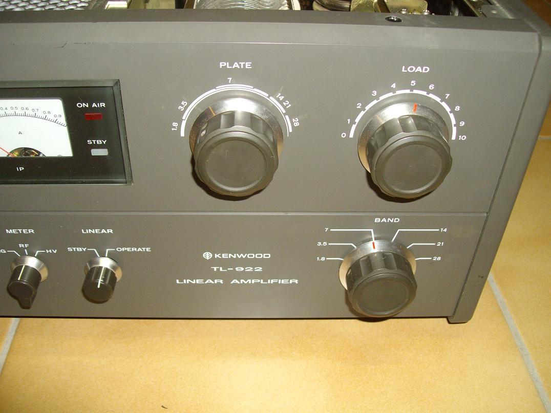 Modification KENWOOD TL922