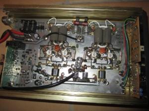 Modification  ZETAGI B550P pour les bandes de fréquence des radioamateurs Image_1956